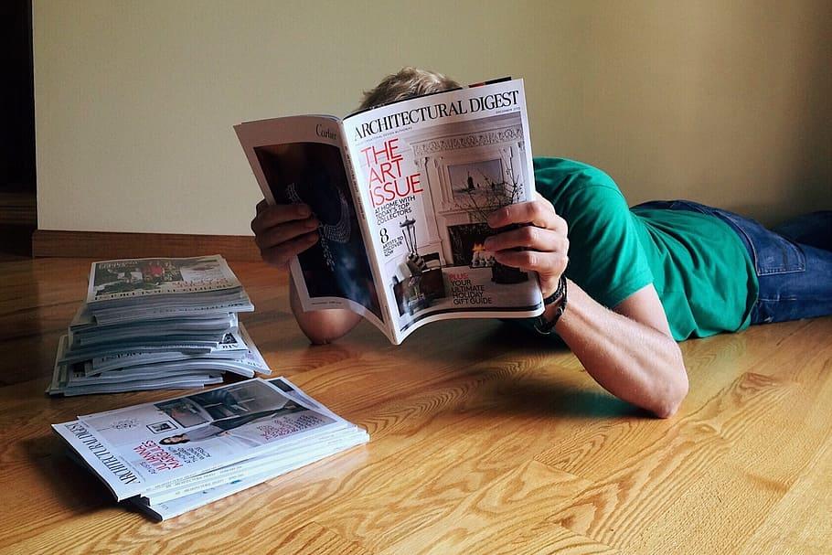 imprimir revistas grapadas