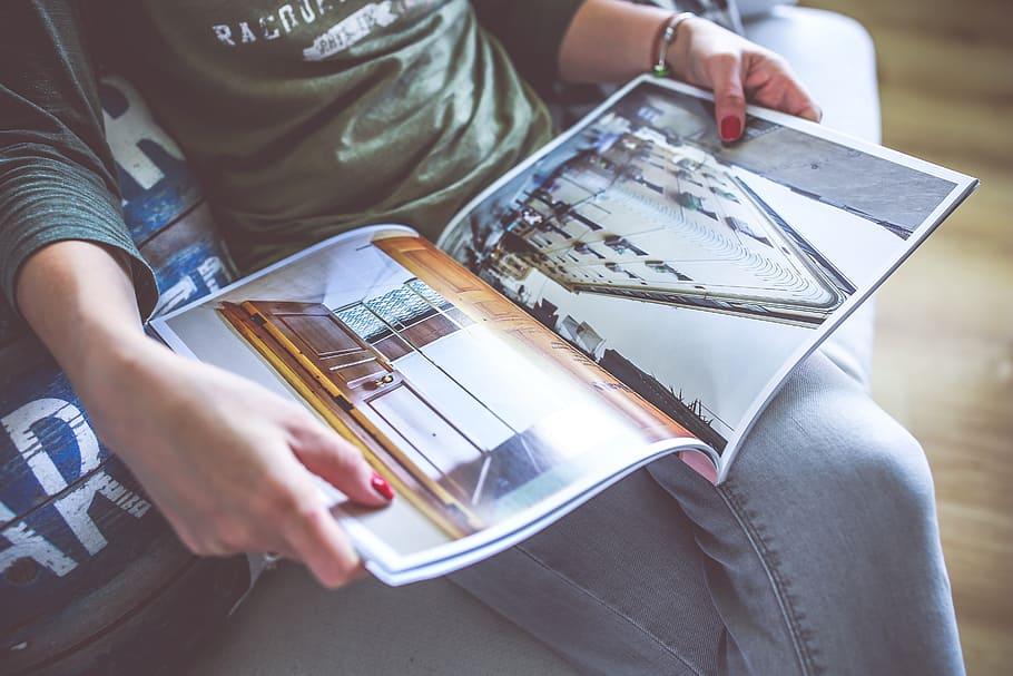 Tamanhos para impressão de catálogos