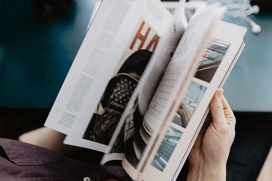 grafica revistas