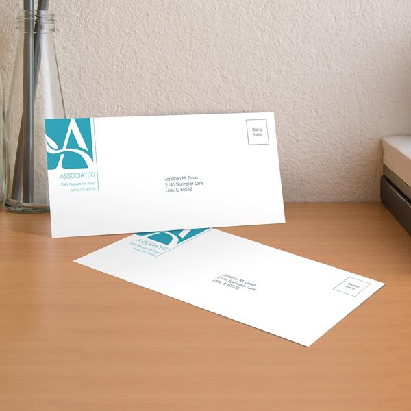 Impressao de envelopes DL