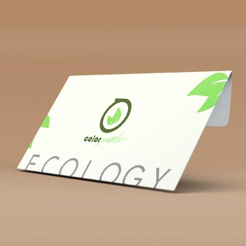 Impressao de envelopes ecológicos