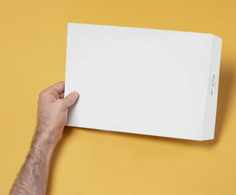 Imprimir envelopes A4 personalizados
